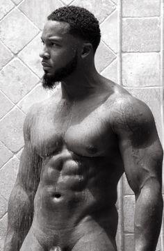 Black man big dick pic