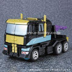 Transformers - e-Hobby - Unite Warriors - Voyager - Grand Scourge