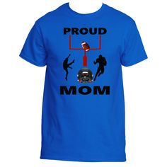 Football Mom | Ultra Cotton® Unisex T Shirt | Underground Statements