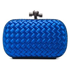 Bottega Veneta Knot Clutch ($1,550) ❤ liked on Polyvore featuring bags, handbags, clutches, bolsas, clutches / wallets / purses, bottega veneta, woven handbags, hand bags, clasp handbag and handbag purse