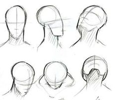How to Draw a Face - Facial Proportions Drawing Lessons, Drawing Techniques, Drawing Tips, Drawing Sketches, Painting & Drawing, Art Drawings, Drawing Faces, Sketching, Pencil Drawings