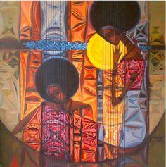 MODERN AND CONTEMPORARY ETHIOPIAN ART  ART of BERKO MANO