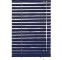 Alu-Jalousie blau 100x240 cm