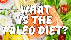A video that goes into detail what exactly is the paleo diet and anything you…