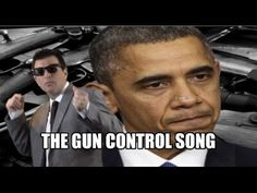 THE GUN CONTROL SONG - as a woman who wasn't raised around guns I was afraid of them but with this horrid president I am going to get my concealed carry license now. ALL women need to learn own a gun, how to shoot, and be prepared to use it. Buy a strong gun safe too!