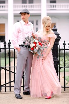 Notebook Inspired Wedding Inspiration - www.theperfectpalette.com - Photography by Gema!