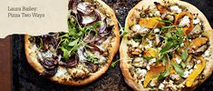 Recipe3 Pizza 2 Ways
