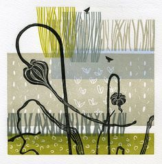 janet dickson printmaker | limited edition prints
