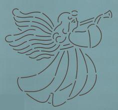 "Angel 7"" - The Stencil Company"