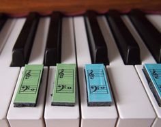 Flashcards can be a great tool, but when it comes to note reading, they can cause a disassociation between the grand staff and the keyboard…that's the last thing we want! One way of combatting this is to have students not only tell you the name of the note, but also play the corresponding key. This …