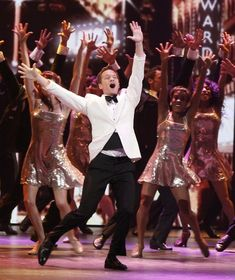 23 Awesome Things that NPH did in 2012. That time he hosted the Tony Awards again.