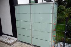 Recycling, Garage Doors, Outdoor Decor, Storage, Repurposed, Metal, Upcycle, Carriage Doors