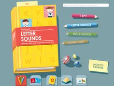 Montessori Letter Sounds app