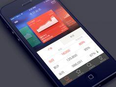 #mobile #ui #design pinterest.com/alextcsung/