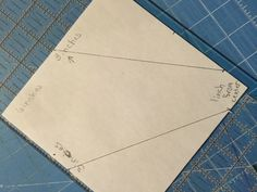 Fold n stitch wreath. My made up pattern