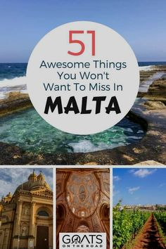 Planning a trip to beautiful Malta? Here& your ultimate guid to the best things to do in Malta including trips to Gozo, Valletta and Blue Lagoon Malta Travel Guide, Europe Travel Guide, Travel Guides, Travel Destinations, Travelling Europe, Traveling, Travel Deals, Travel Hacks, Travel Essentials