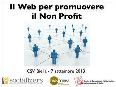 Social media per il no profit