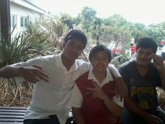 My cousin and the bro