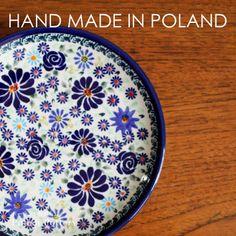 Cute pattern, Polish pottery