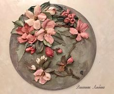 Photos and Videos Plaster Sculpture, Sculpture Painting, Sculptures, Plaster Crafts, Plaster Art, Wall Painting Decor, Mural Wall Art, Clay Wall Art, Clay Art
