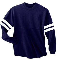 Striped Team Tee | Varsity Shop - Cheerleading Shoes & Uniforms