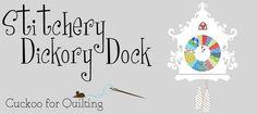 Stitchery Dickory Dock