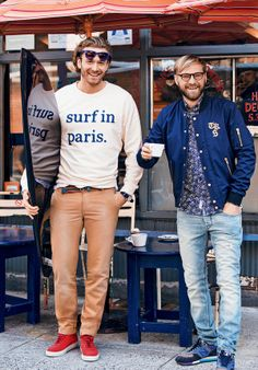 "Lauren, you and I both know there's no ""Surf in Paris."""