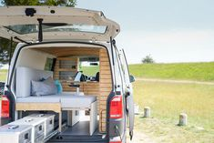 Would you like to go camping? If you would, you may be interested in turning your next camping adventure into a camping vacation. Camping vacations are fun and exciting, whether you choose to go . Autos Mercedes, Mercedes Vito Camper, Bmw Autos, Van Conversion Interior, Camper Van Conversion Diy, Van Interior, Vw Bus Interior Diy, Bus Camper, Mini Camper