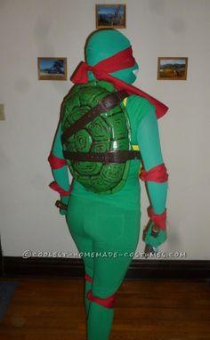 62 best ninja turtle costume ideas images on pinterest halloween girl ninja turtle power halloween costume solutioingenieria Image collections