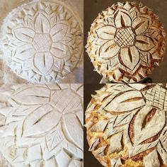 I am making a sourdough bread recipe for the first time. I fed the starter as directed and measured the flour and water as I was supposed to. Savory Bread Recipe, Yeast Bread Recipes, Sourdough Recipes, Sourdough Bread, Bread Shaping, Bread Art, Breakfast Dessert, Artisan Bread, How To Make Bread