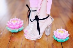 Don't know if I love these shoes, but I love the picture!