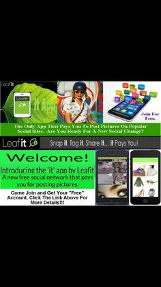 If you post photos on social media sotes why not get paid to post? ? Join for free , recruit noone and get paid!! You have nothing to lose and money to earn..check it out here Www.itscindy.igrowtour.com /lcp11