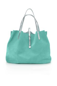 Tiffany Blue Reversible Tote Bags. Eu simplesmente quero essa bolsa. #wonderful #amazing #marvelous #glamourous #deslumbrante #stunning #Stylish #elegant #wishlist #dream #élégante