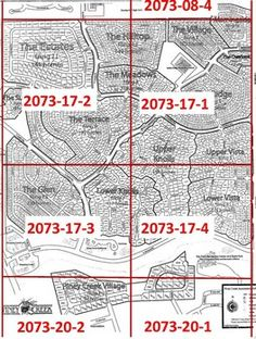 Click here for access to individual filing maps, Arapahoe County Assessor Quarter Section Maps, and a large map of Piney Creek!