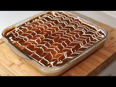 Best Cake : Trileçe Recipe: Easy to Make Trali with Full Tricks, Trilece Recipe, Easy Cake Recipes, Baking Recipes, Tri Lece, Three Milk Cake, Milk Dessert, Dessert Packaging, Tres Leches Cake, Drink