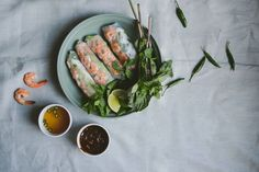 Cambodian-Style Spring Rolls Are Fast, Fresh, and Extremely Tasty on Food52