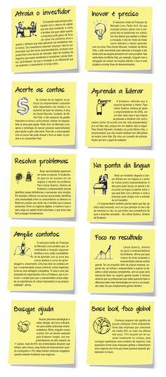 Dez dicas para ter uma empresa de sucesso - Economia - Diário Catarinense Journal, Creative, Style, Positive Words, Journaling, Tips, News, Swag, Stylus