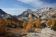 Enchantment Basin - The Enchantments - Wikipedia, the free encyclopedia