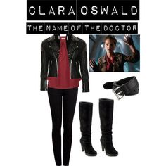 Clara Oswald The Name Of The Doctor