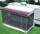 Rv Screen Rooms For Awnings | ... Screen Rooms, RV Screen Rooms, Awning Screen Rooms and Add-A-Rooms