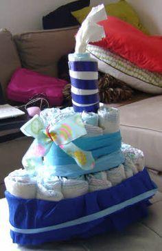torte pannolino nave - Cerca con Google
