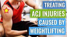 Treating AC joint injuries caused by weightlifting The AC joint is located on the top of your shoulder where the collar bone attaches onto the acromion of the shoulder blade. You can experience pain and clicking in this area when you've injured it. Any movements where you try to lift weights above shoulder height usually aggravates it.