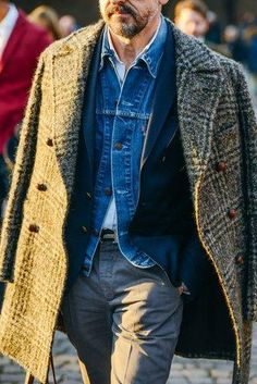 The top street style looks from the mens fashion shows