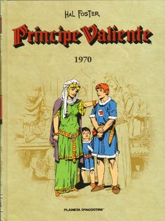 Príncipe Valiente | 1970-1989 1992 1995 1999 | CBR | Español...
