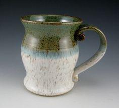 Handmade Pottery Mug  Pinned from PinTo for iPad 