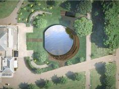 2012 Serpentine pavilion, Herzog & de Meuron, Ai Weiwei, serpentine gallery, serpentine pavilion, london,