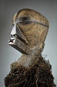 ARTENEGRO Gallery with African Tribal Art » Blog Archive » SONGYE KIFWEBE MASK