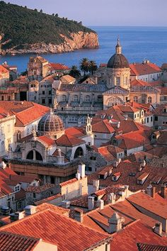 Dubrovnik, Croatia -- Finally Going! Wonderful Places, Great Places, Places To See, Beautiful Places, Places In Europe, Places Around The World, Places To Travel, Holiday Destinations, Vacation Destinations