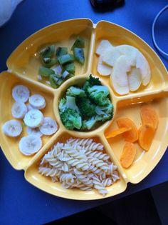 Monkey platter - zelf eten - zelf weten - zelf kiezen - kind