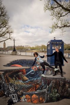 I can't even talk about how awesome this is! #petercapaldi #pearliemack